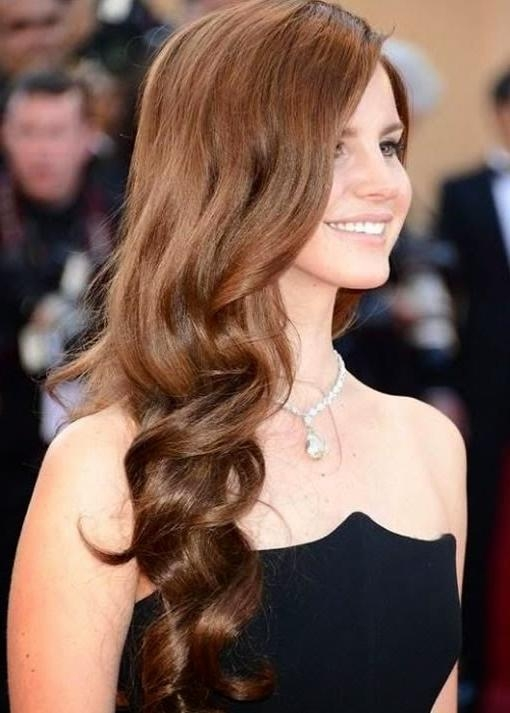Red Carpet Hairstyles For Long Hair – Popular Long Hair 2017 Inside Long Hairstyles Red Carpet (View 10 of 15)