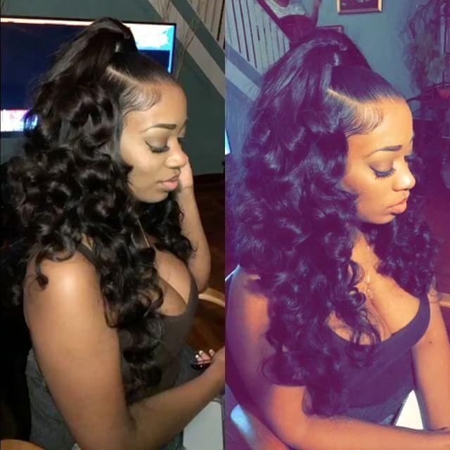 Natural Hair Sew In Pinterest