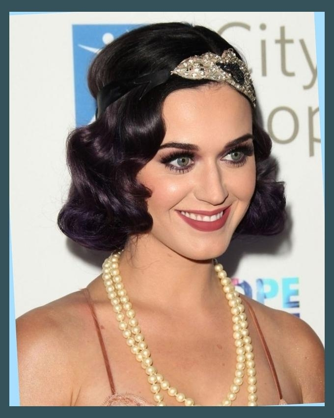 Stunning 1920S Hairstyles For Long Hair Ideas – Unique Wedding Within Long Hairstyles Of The 1920S (View 12 of 15)