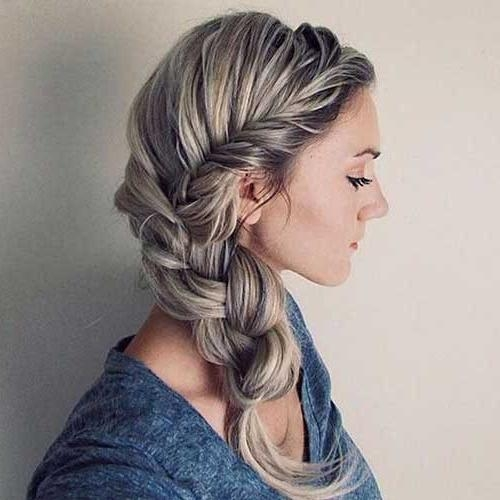 Stunning Braided Hairstyles For Long Hair For Cute Braiding Hairstyles For Long Hair (View 14 of 15)