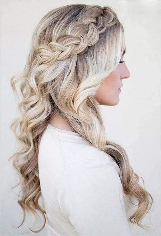 Stunning Braided Hairstyles For Long Hair Ideas – Awesome Wedding For Cute Braided Hairstyles For Long Hair (View 13 of 15)