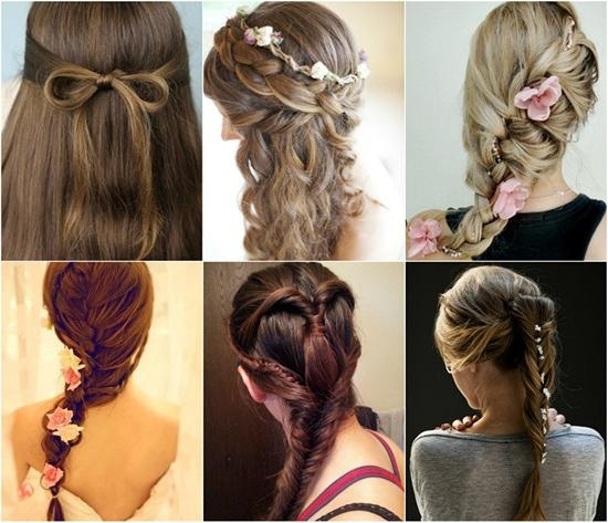 Stunning Braiding Hairstyles For Long Hair Images – Best Inside Long Hairstyles Plaits (View 15 of 15)