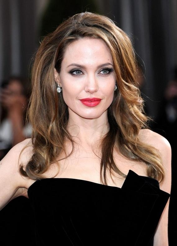 Stunning Red Carpet Hairstyle Pictures – Unique Wedding Hairstyles For Long Hairstyles Red Carpet (View 13 of 15)