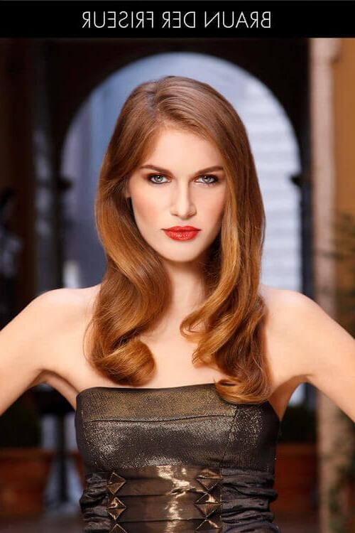 Tackle It: 30 Perfect Hairstyles For Thick Hair Pertaining To Long Hairstyles For Thick Hair (View 12 of 15)