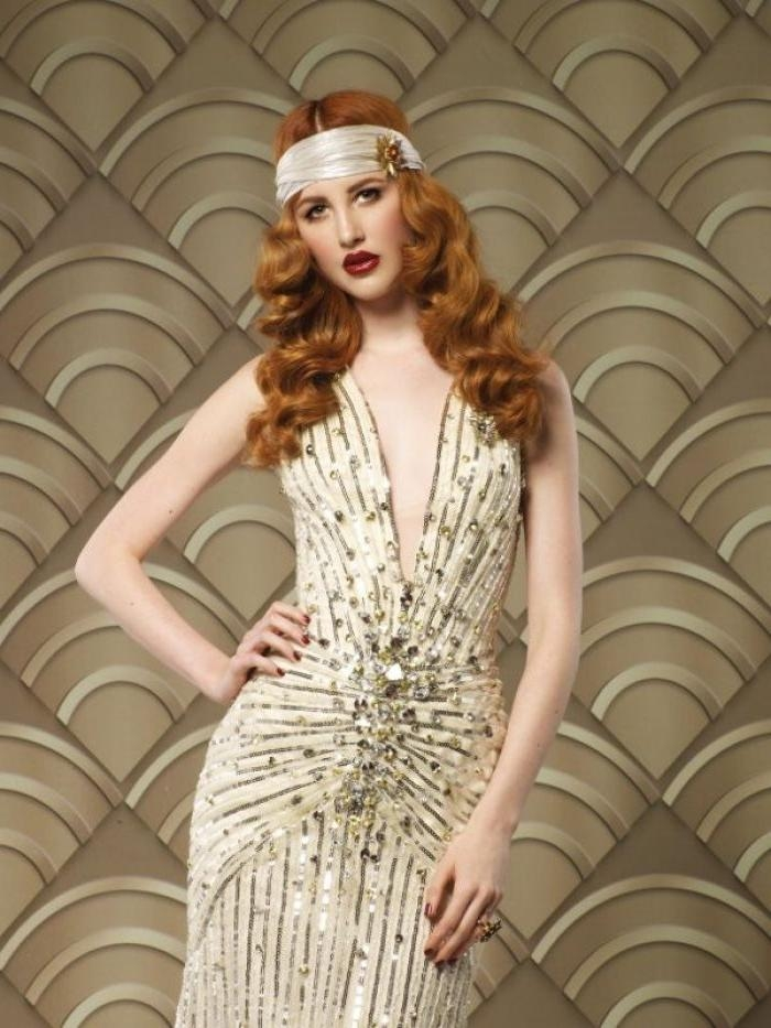 The 25+ Best 1920S Long Hair Ideas On Pinterest | Flapper With Long Hairstyles Of The 1920S (View 15 of 15)
