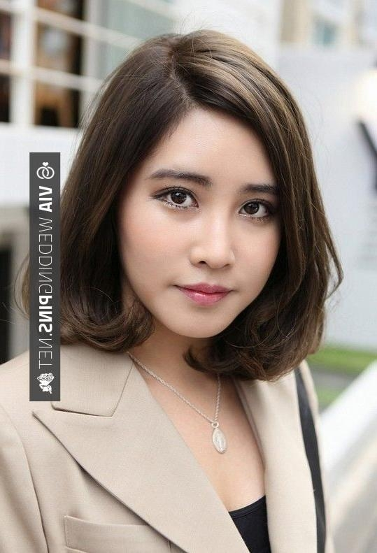 The 25+ Best Japanese Haircut Ideas On Pinterest | Japanese Regarding Japanese Long Hairstyles  (View 12 of 15)
