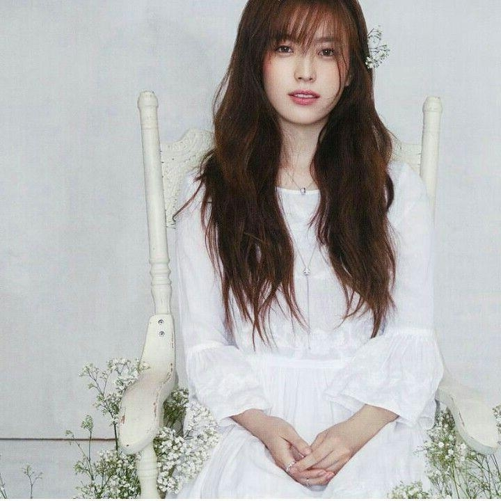 The 25+ Best Korean Actresses Ideas On Pinterest | Park Shin Hye Inside Long Hairstyles Korean Actress (View 15 of 15)