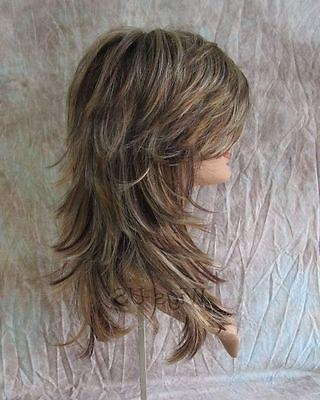 The 25+ Best Long Choppy Layers Ideas On Pinterest | Long Choppy Pertaining To Long Hairstyles With Lots Of Layers (View 12 of 15)