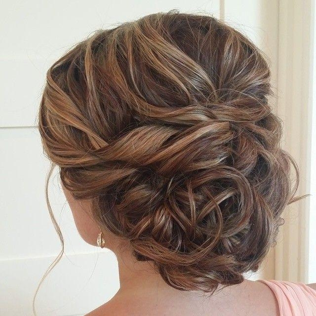 The 25+ Best Updos For Thin Hair Ideas On Pinterest | Thin Hair In Wedding Updos For Long Thin Hair (View 13 of 15)
