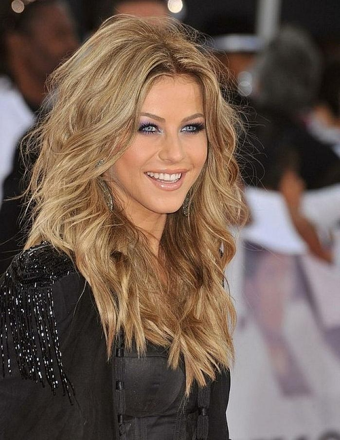 15 Best Collection Of Long Hairstyles Thick Wavy Hair