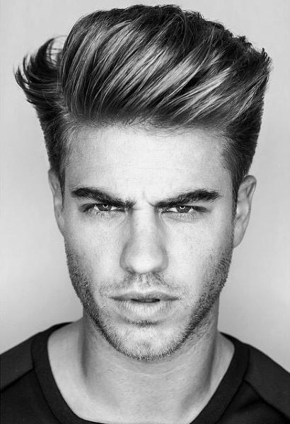 Top 100 Best Medium Haircuts For Men – Most Versatile Length Throughout Hairstyles Quiff Long Hair (View 10 of 15)