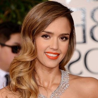 Top 100 Long Hairstyles For 2014 | Hairstyles, Nail Art, Beauty Inside Long Hairstyles Jessica Alba (View 14 of 15)