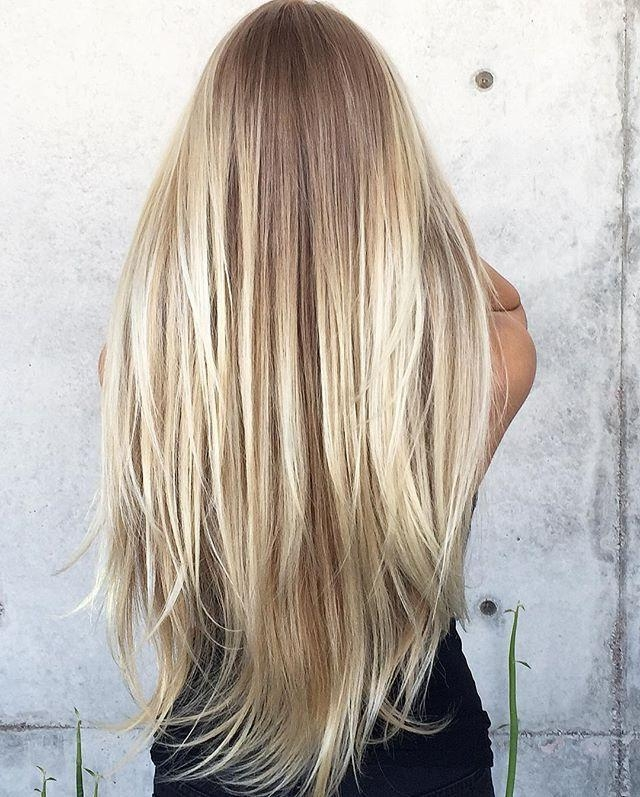 Top 25+ Best Blond Hair Colors Ideas On Pinterest | Blonde Hair For Long Blonde Hair Colors (View 15 of 15)
