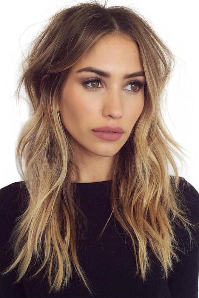 Top 25+ Best Long Layered Haircuts Ideas On Pinterest | Long For Long Hairstyles Cuts (View 11 of 15)