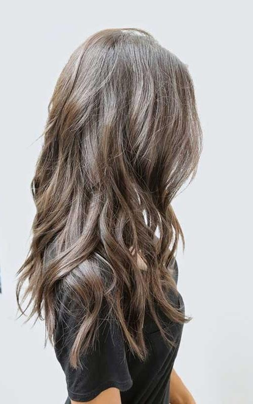 Top 25+ Best Long Layered Haircuts Ideas On Pinterest | Long Inside Long Hairstyles Cut In Layers (View 10 of 15)