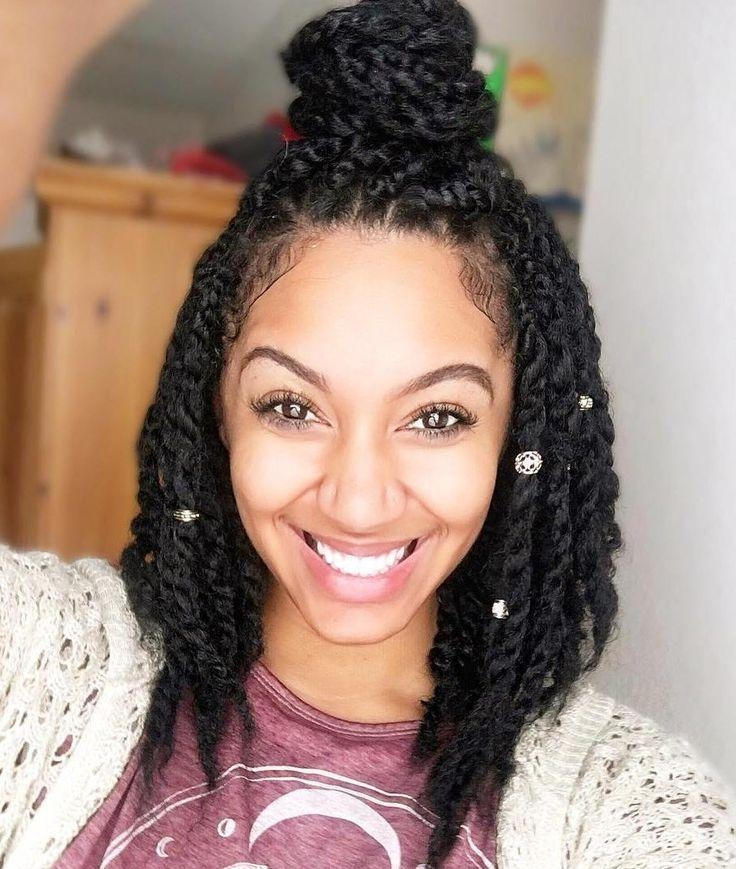 Top 25+ Best Natural Hairstyles Ideas On Pinterest | Simple With Regard To Long Hairstyles Natural (View 3 of 15)