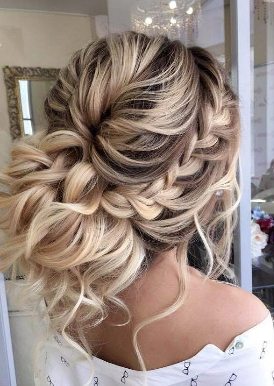 Photo Gallery Of Long Hairstyles Updos For Wedding Viewing 6 Of 15