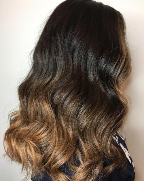 Top 25 Ombre Hair Color Ideas Trending For 2017 Within Long Hairstyles Ombre (View 14 of 15)