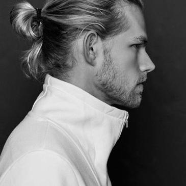 Top Knot Undercut Archives – Long Hair Guys Pertaining To Long Hairstyles Knot (View 15 of 15)
