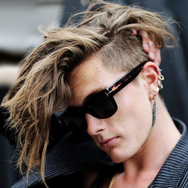 Undercut Hairstyle For Men Throughout Long Hairstyles Undercut (View 15 of 15)