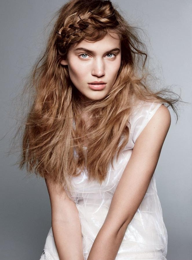 Want Long Hair This Summer? Here's How To Get It (And Keep It With Long Hairstyles Vogue (View 5 of 15)