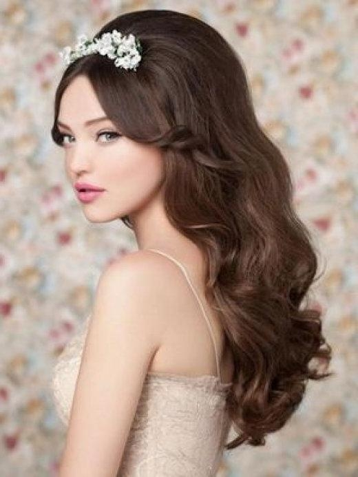 Wedding Hairstyles That Add Volume – Hair World Magazine Pertaining To Long Hairstyles With Volume At Crown (View 15 of 15)