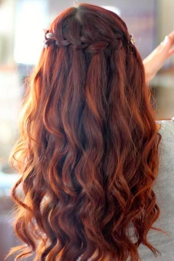 Wedding Hairstyles With Braids For Long Hair Regarding Long Hairstyles With Braids (View 9 of 15)