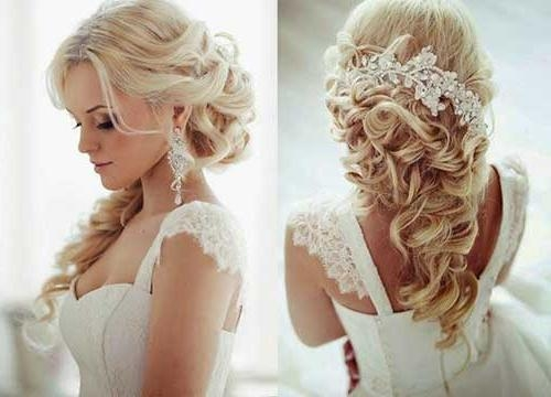 Wedding Long Hairstyles – Creditrestore With Regard To Long Hairstyles Updos For Wedding (View 15 of 15)