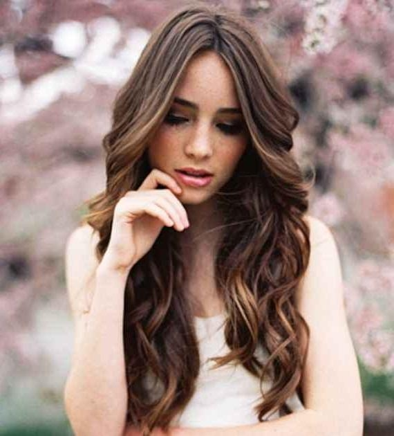 Women Hairstyles For Thick Coarse Hair – With Beautiful Examples Intended For Haircuts For Long Thick Coarse Hair (View 15 of 15)