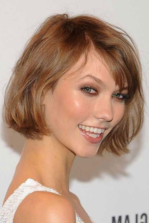 10 Cute Short Haircuts With Bangs | Short Hairstyles & Haircuts 2017 Within Cute Short Haircuts For Fine Hair (View 9 of 15)