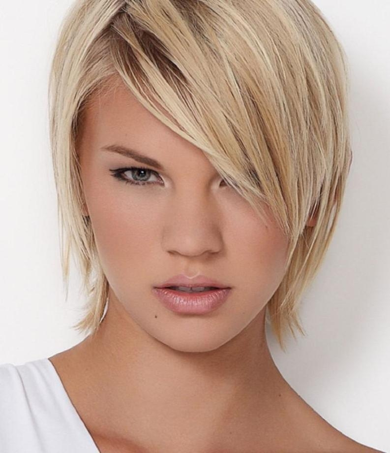 10 Trendy Short Hairstyles For Women | Hairjos In Trendy Short Haircuts For Fine Hair (View 1 of 15)