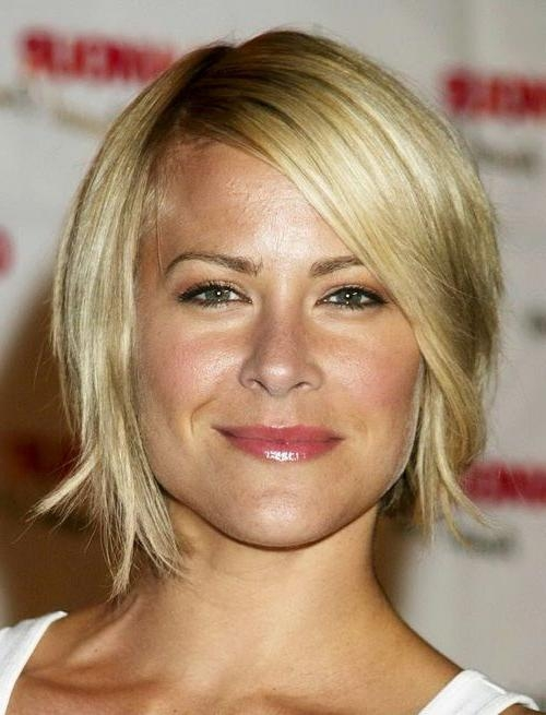 15 Best Collection of Short Haircuts For Fine Hair And Square Face