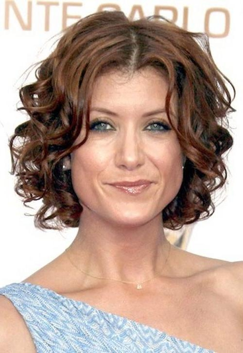15 Best Ideas of Short Hairstyles For Women With Curly Hair