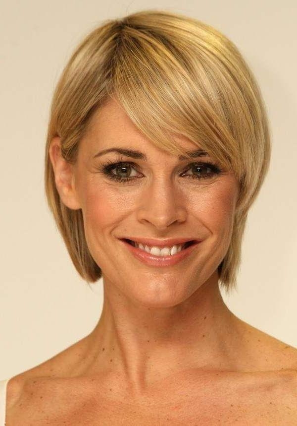 111 Hottest Short Hairstyles For Women 2017 – Beautified Designs In Short Hairstyles For Women Over 40 With Fine Hair (View 8 of 15)