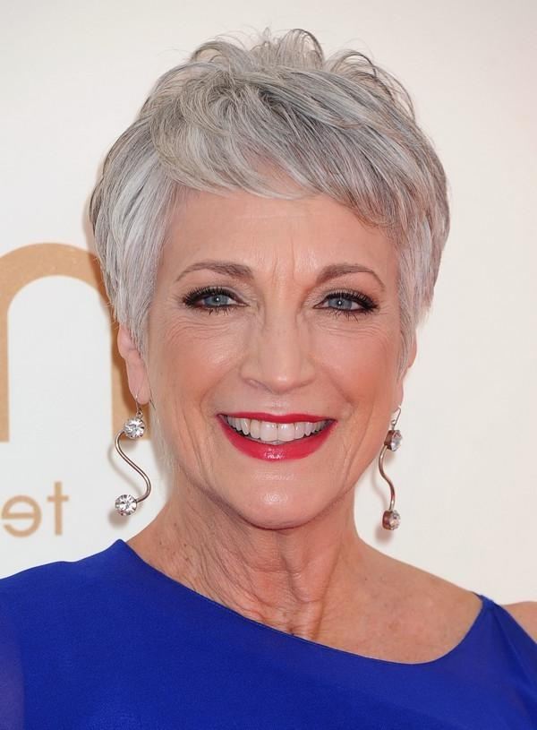 15 Best Ideas of Short Haircuts 60 Year Old Woman