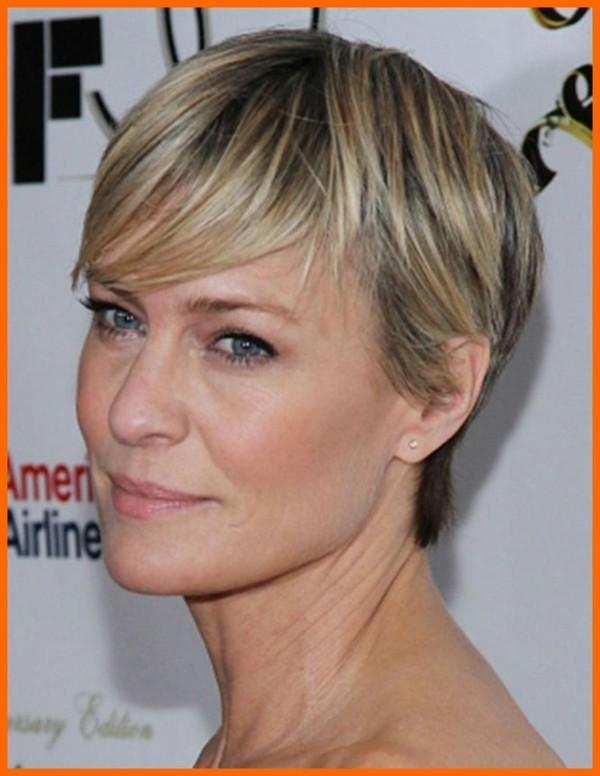 Featured Photo of Short Hairstyles For Women Over 40 With Fine Hair