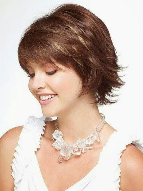 111 Hottest Short Hairstyles For Women 2017 – Beautified Designs Pertaining To Short Hairstyles For Women With Fine Hair Over (View 13 of 15)