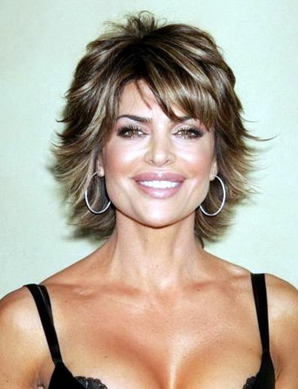 Featured Photo of Short Hairstyles For Long Faces Over