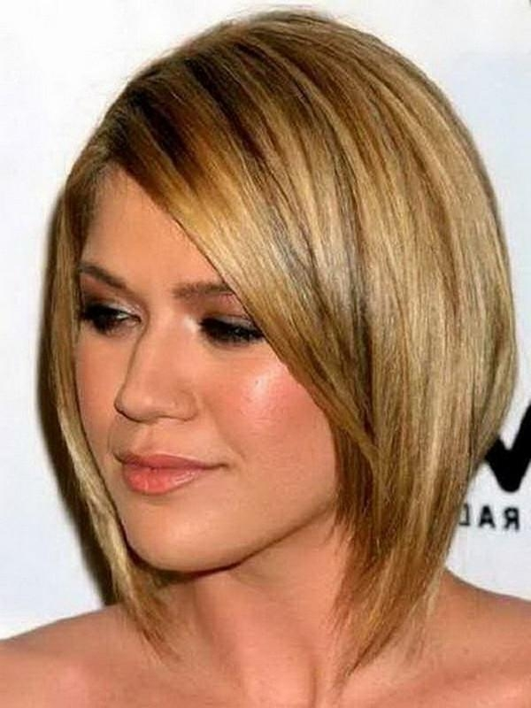 111 Hottest Short Hairstyles For Women 2017 – Beautified Designs Within Short Medium Hairstyles For Thick Hair (View 9 of 15)
