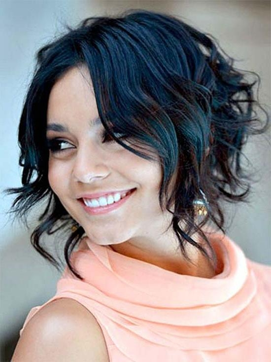 13 Mind Blowing Short Curly Haircuts For Fine Hair For Short Fine Curly Hair Styles (View 10 of 15)