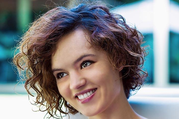 14 Cute & Effortless Short Hairstyles For Teenage Girls Pertaining To Short Hairstyle For Teenage Girl (View 7 of 15)