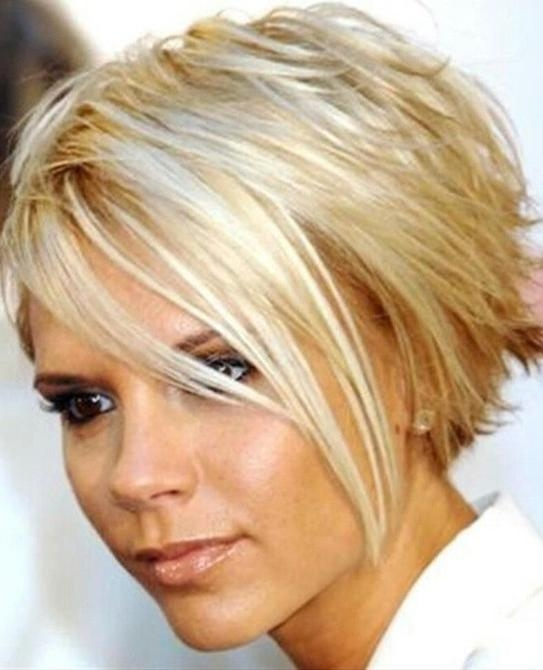 15 Chic Short Haircuts: Most Stylish Short Hair Styles Ideas With Chic Short Haircuts (View 1 of 15)