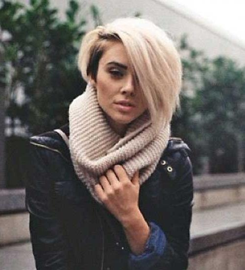 15 New Short Edgy Haircuts | Short Hairstyles 2016 – 2017 | Most Regarding Edgy Short Bob Haircuts (View 2 of 15)