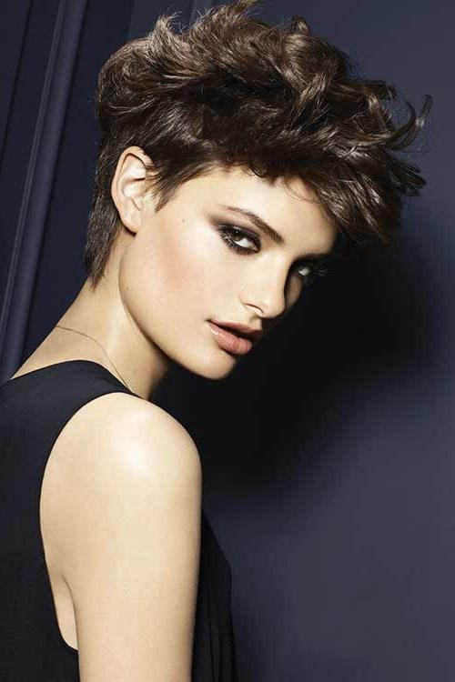 15 New Short Edgy Haircuts | Short Hairstyles 2016 – 2017 | Most With Regard To Edgy Short Curly Haircuts (View 3 of 15)