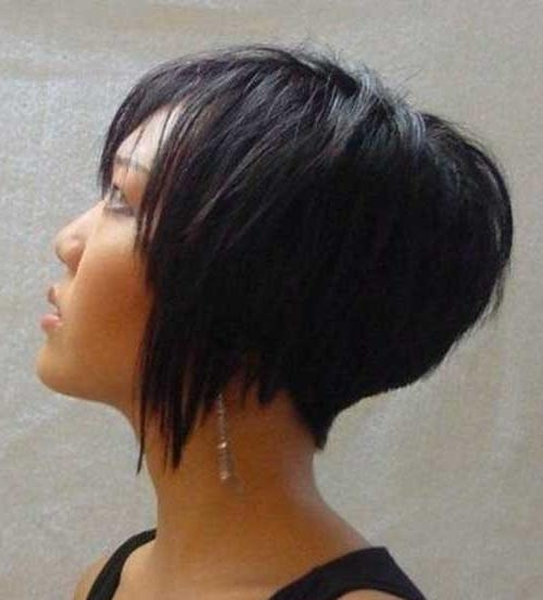 15 Short Inverted Bob Haircuts | Bob Hairstyles 2017 – Short For Short Inverted Bob Haircuts (View 3 of 15)