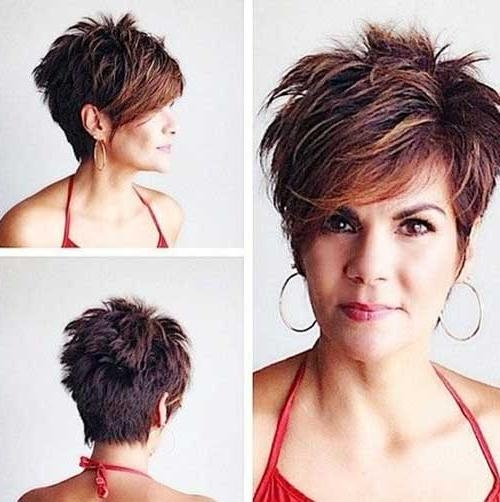 15 Very Short Female Haircuts | Short Hairstyles 2016 – 2017 Intended For Short Female Hair Cuts (View 1 of 15)