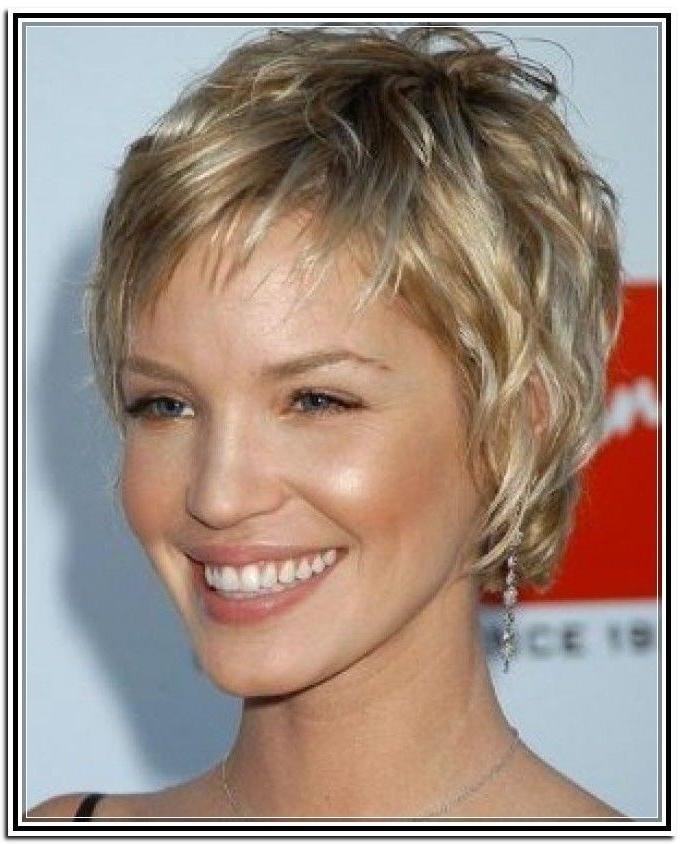 153 Best Short Haircuts For Fine Hair Images On Pinterest | Short For Trendy Short Haircuts For Fine Hair (View 3 of 15)