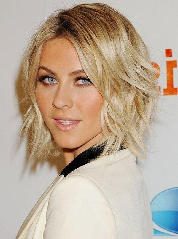 17 Medium Length Bob Haircuts: Short Hair For Women And Girls Pertaining To Short Shoulder Length Hairstyles For Women (View 2 of 15)
