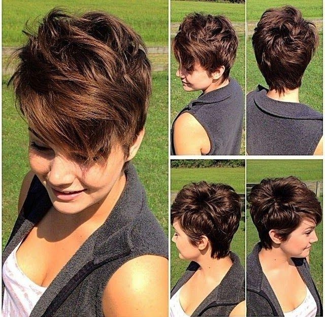 Featured Photo of Cute Hairstyles For Really Short Hair