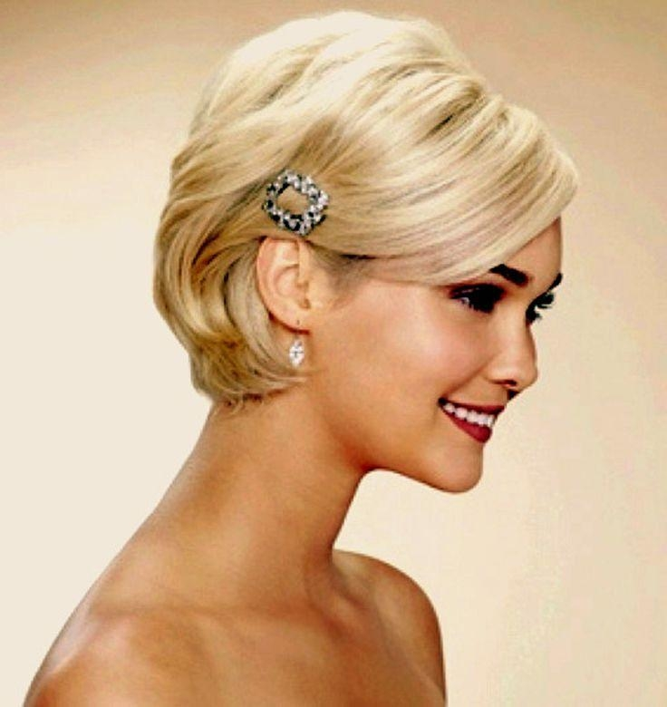 15 Best Of Brides Hairstyles For Short Hair